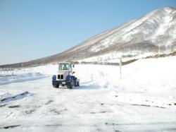 ヌプカ除雪